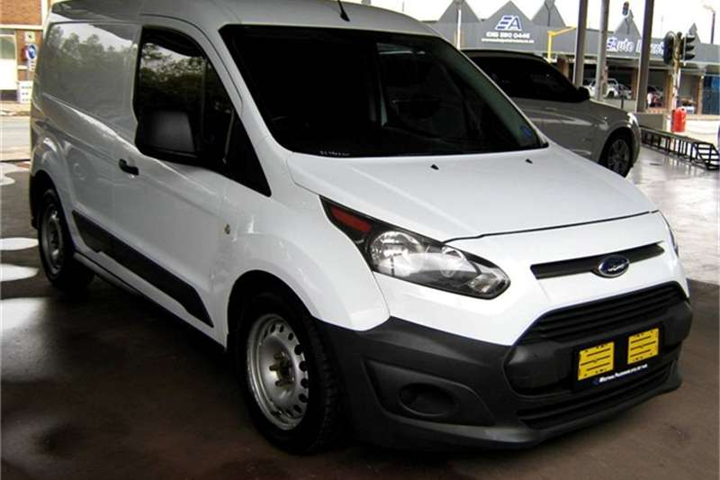 Ford Transit Connect 1.0T SWB Ambiente 2017