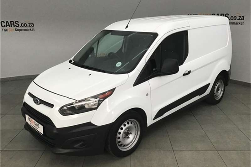 Ford Transit Connect 1.5TDCi LWB Ambiente 2017
