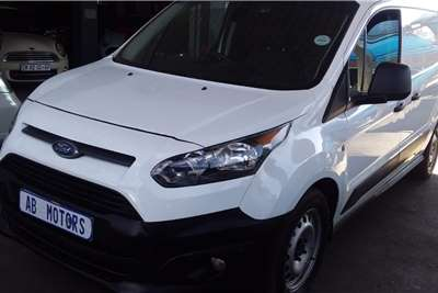 2018 Ford Transit Connect Transit Connect 1.5TDCi LWB Ambiente