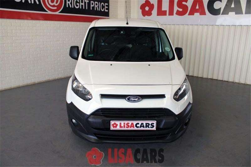 Ford Transit Connect 1.6TDCi LWB Ambiente 2015