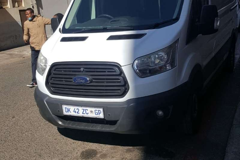 Used 2015 Ford Transit Connect 1.6TDCi LWB Ambiente