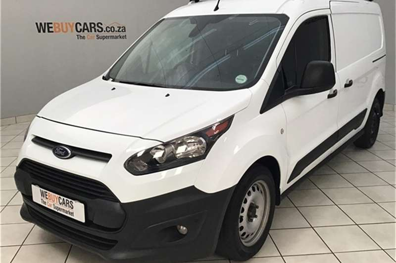 2018 Ford Transit Connect 1.5TDCi LWB Ambiente
