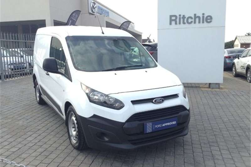 2016 Ford Transit Connect 1.0T SWB Ambiente