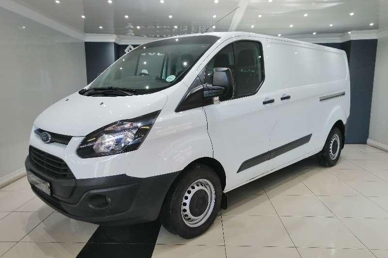 Ford Transit Custom 2.2 Tdci Ambiente P/van 2016