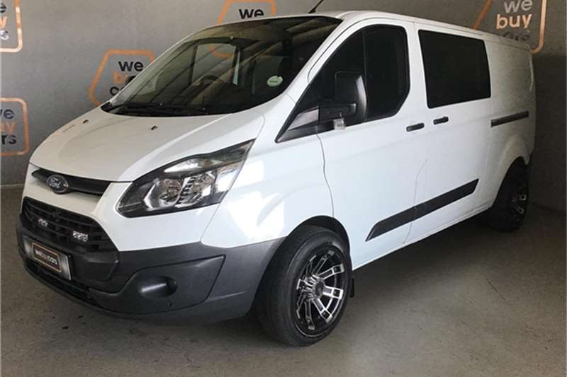 Ford Transit Custom Kombi Van 2.2TDCi LWB Ambiente 2015