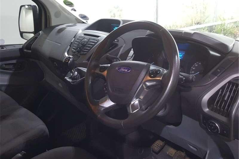 Ford Transit Custom Kombi Van 2.2TDCi LWB Ambiente 2017