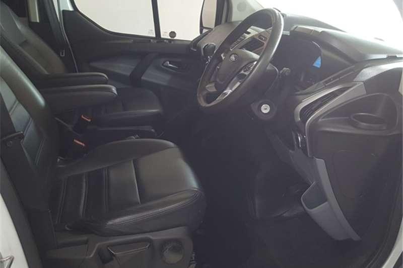 Ford Transit Custom Kombi Van 2.2TDCi SWB Trend 2017