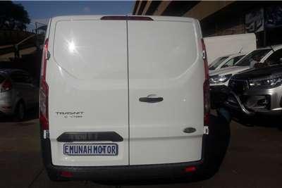 2015 Ford Transit Custom Kombi Van LWB TRANSIT CUSTOM KOMBI 2.2TDCi TREND SWB F/C P/V