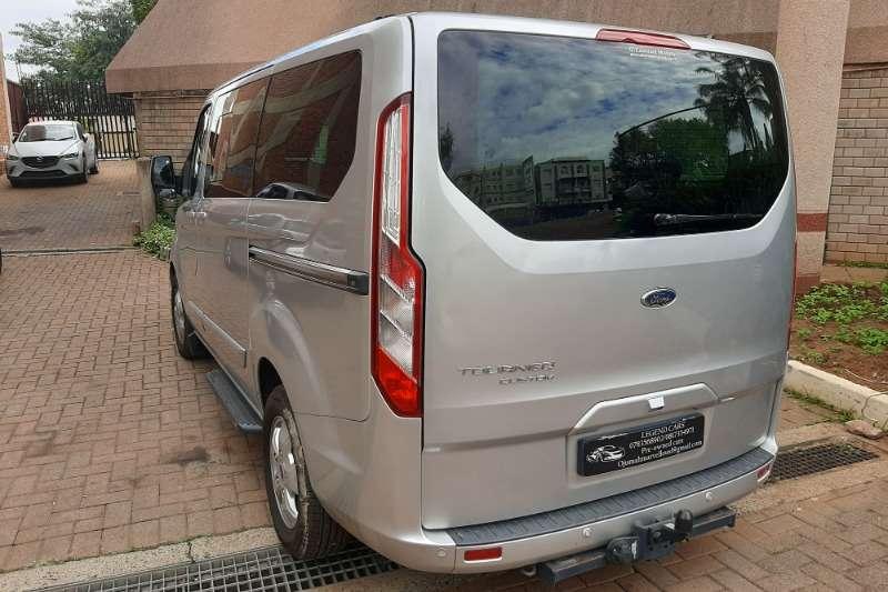 Ford Transit Custom Kombi Van LWB TRANSIT CUSTOM KOMBI 2.2TDCi TREND SWB F/C P/V 2017