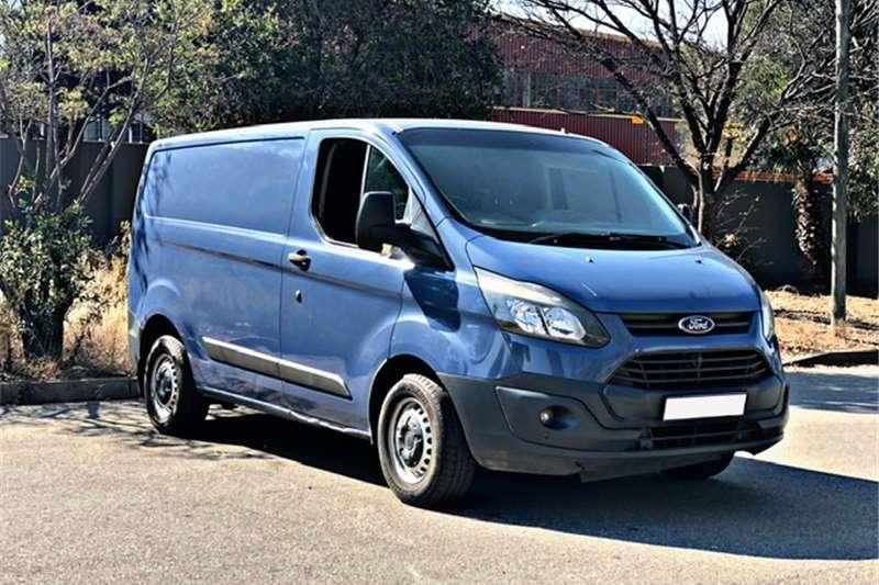 Ford Transit Custom Kombi Van SWB TRANSIT CUSTOM KOMBI 2.2TDCi AMB LWB F/C P/V 2014