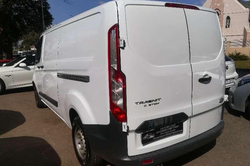 Ford Transit Custom Kombi Van SWB TRANSIT CUSTOM KOMBI 2.2TDCi AMB LWB F/C P/V 2015