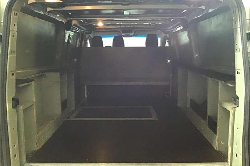 Ford Transit Custom panel van 2.2TDCi 92kW LWB Ambiente 2014