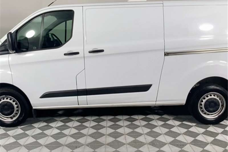 2014 Ford Transit Custom Transit Custom panel van 2.2TDCi 92kW LWB Ambiente