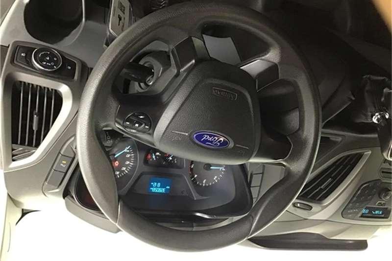 Ford Transit Custom panel van 2.2TDCi 92kW LWB Ambiente 2015