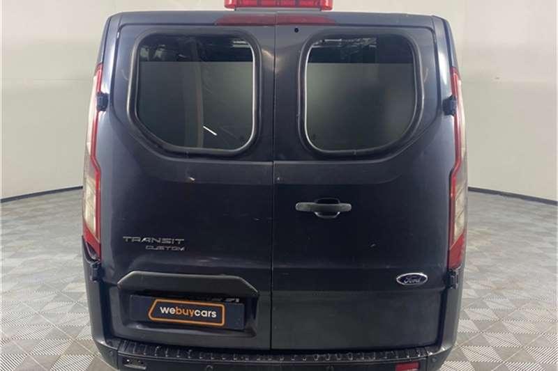 2013 Ford Transit Custom Transit Custom panel van 2.2TDCi 92kW SWB Ambiente