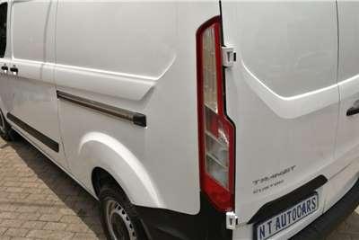Ford Transit Custom Panel Van LWB TRANSIT CUSTOM 2.2TDCi AMBIENTE LWB 92KW F/C P/V 2015