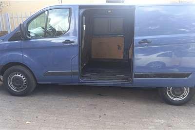 Used 2017 Ford Transit Custom Panel Van LWB TRANSIT CUSTOM 2.2TDCi AMBIENTE LWB 92KW F/C P/V