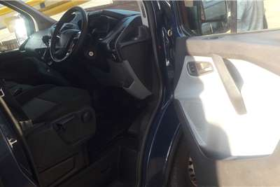 2013 Ford Transit Custom panel van LWB TRANSIT CUSTOM 2.2TDCi AMBIENTE LWB F/C P/V
