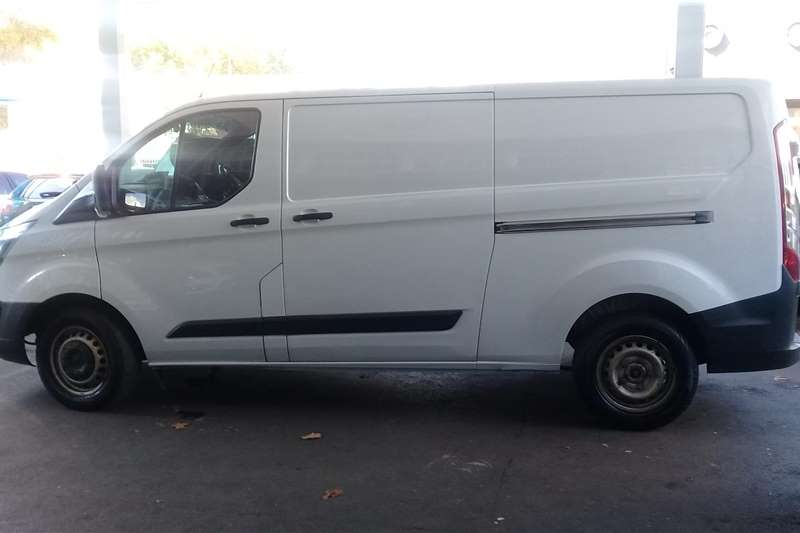 Used 2015 Ford Transit Panel Van