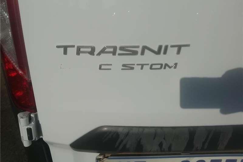 Used 2015 Ford Transit Panel Van