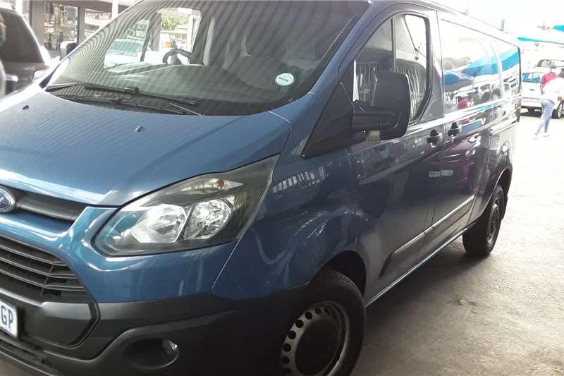 Used 2013 Ford Transit Panel Van TRANSIT 2.2 TDCi MWB 92KW F/C P/V
