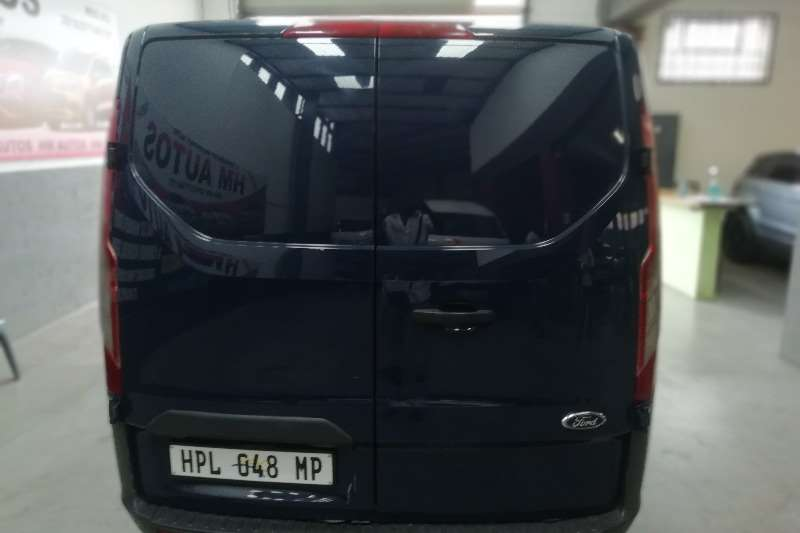 Used 2015 Ford Transit Panel Van TRANSIT 2.2 TDCi MWB 92KW F/C P/V