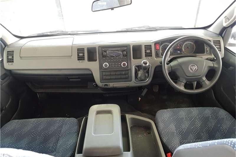 Foton INDUNA 2.4 16 SEAT 2020