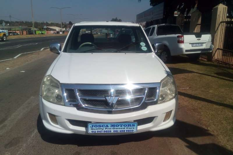 Used 2012 Foton Thunda 2.2 CV