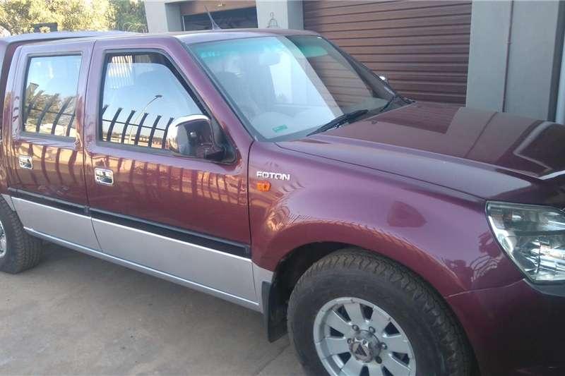 Foton Thunda 2.2 double cab CV 2011