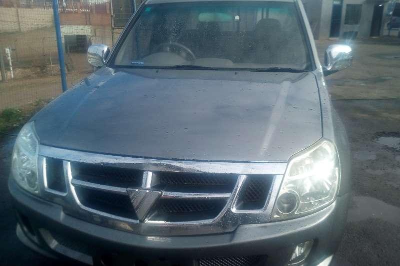 Foton Thunda 2.8TD double cab XV 2012