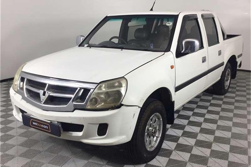 Used 2012 Foton Thunda 2.8TD double cab XV
