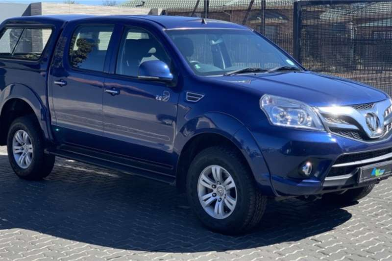 Foton Tunland 2.8 double cab 4x4 Comfort 2014