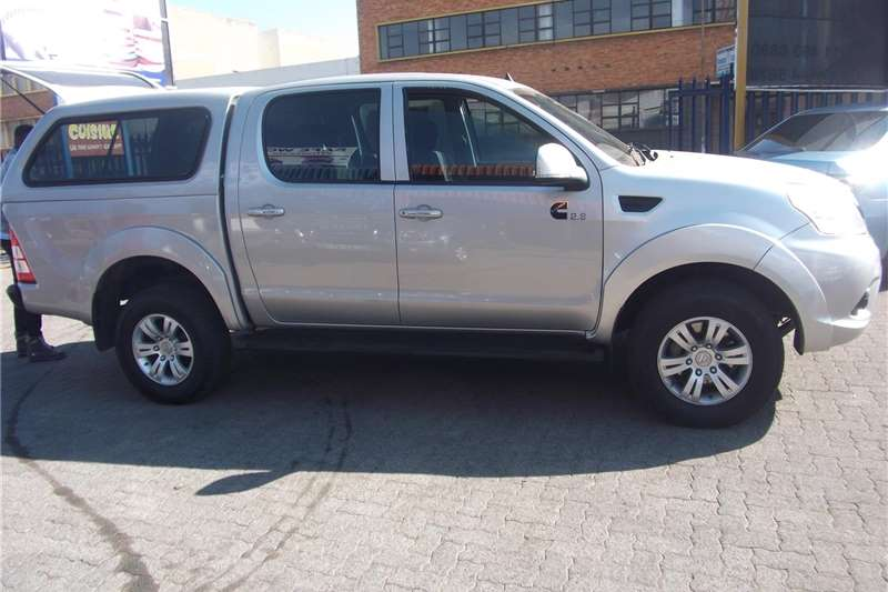 Foton Tunland 2.8 double cab 4x4 Comfort 2017