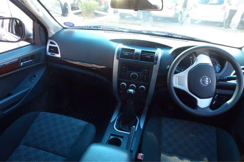 Foton Tunland 2.8 double cab 4x4 Luxury 2017