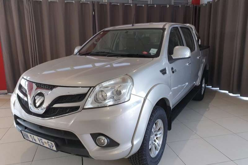 Foton Tunland 2.8 double cab off road Comfort 2013