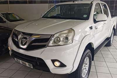 Used 2013 Foton Tunland 2.8 double cab off road Comfort