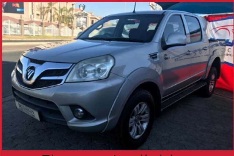 Foton Tunland 2.8 double cab off road Comfort 2015