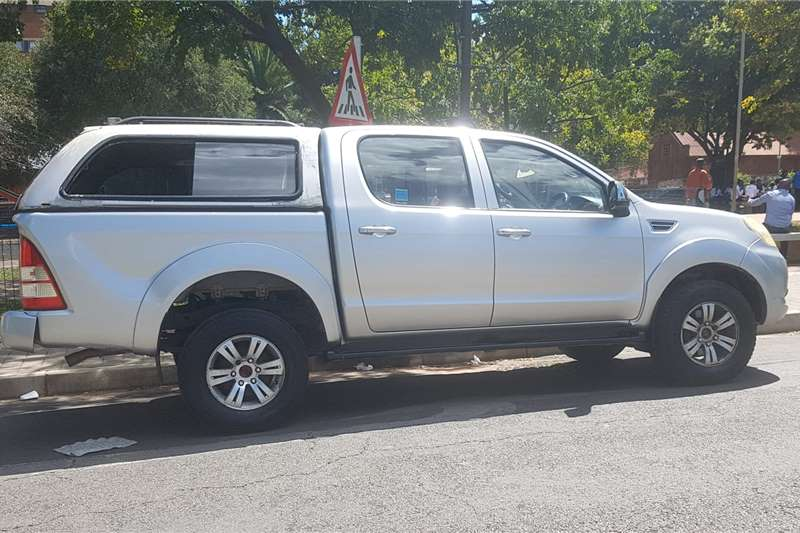 Foton Tunland 2.8 double cab off road Luxury 2012