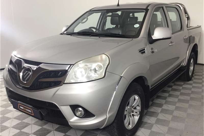 Foton Tunland 2.8 double cab off road Luxury 2014