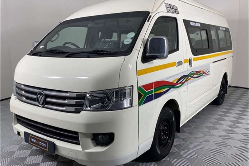 Used 2021 Foton View