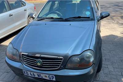 Used 2010 Geely CK