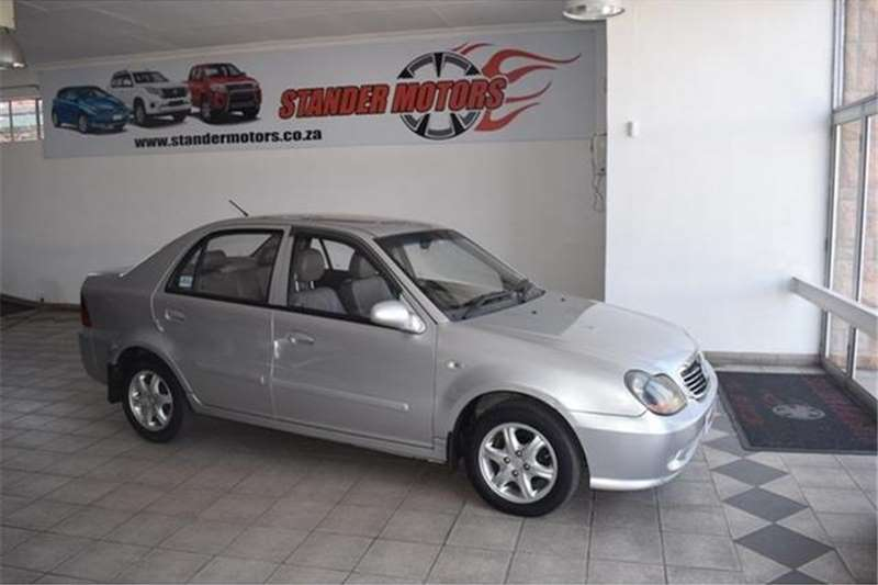 Geely CK1 1.5 GLE Auto 2008