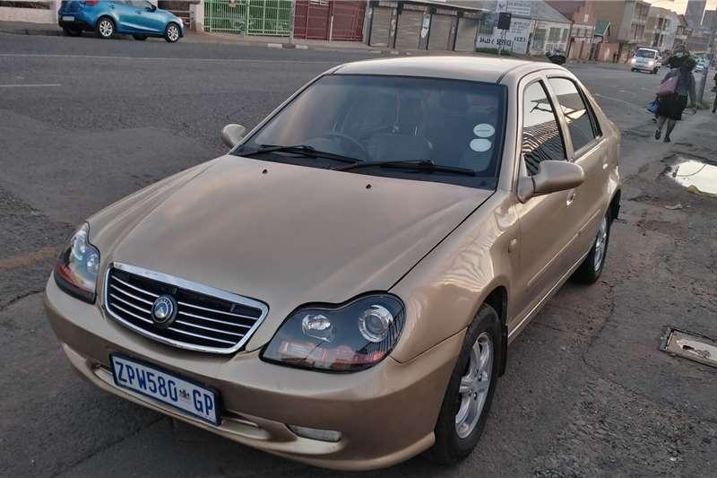 2010 Geely CK1 1.5 GT