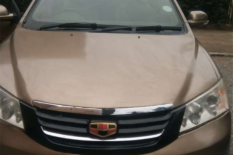 Geely Emgrand 7 1.8 GL Luxury 2015