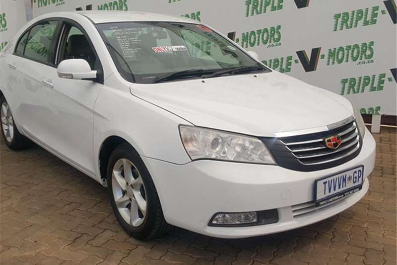 2005 Geely Emgrand 7 1.8 GL Luxury