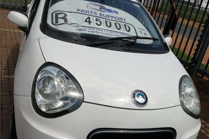 Geely LC 1.0 GC2 GS 2014