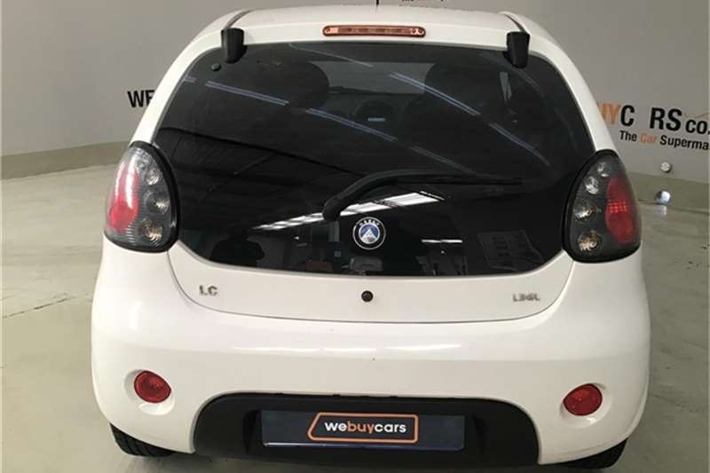 Geely LC 1.3 GL 2012