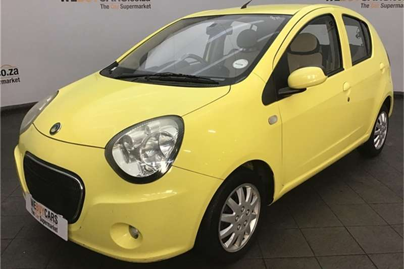 Geely LC 1.3 GS 2012