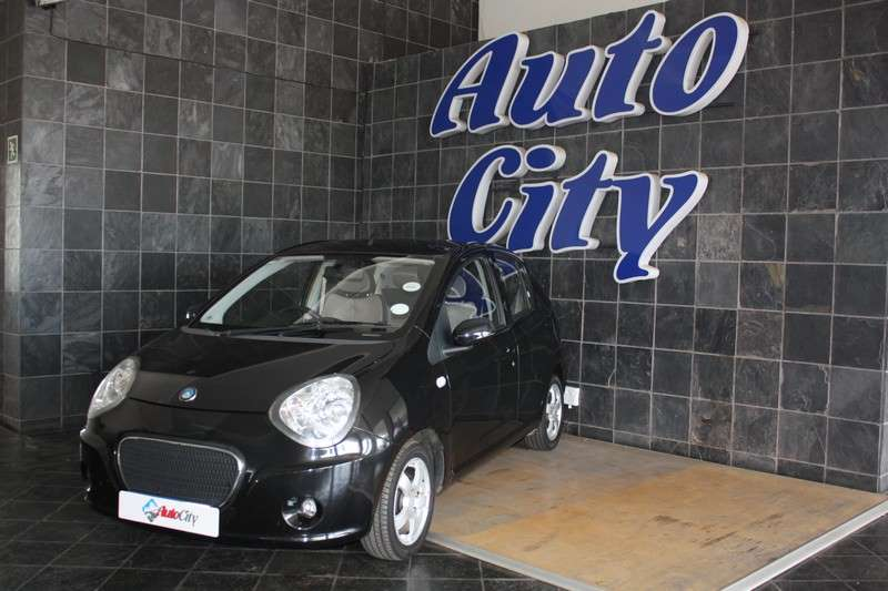 Geely LC 1.3 GT 2011