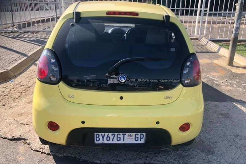 Geely LC 1.3 GT 2012